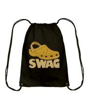 Croc Swag Drawstring Bag thumbnail