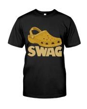 Croc Swag Classic T-Shirt front