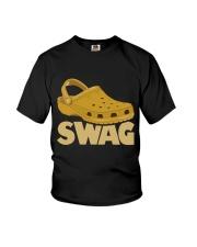 Croc Swag Youth T-Shirt thumbnail