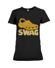 Croc Swag Premium Fit Ladies Tee thumbnail