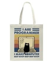 I Make Computer Tote Bag thumbnail
