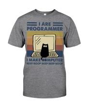 I Make Computer Classic T-Shirt front