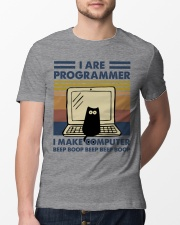 I Make Computer Classic T-Shirt lifestyle-mens-crewneck-front-13