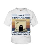 I Make Computer Youth T-Shirt thumbnail