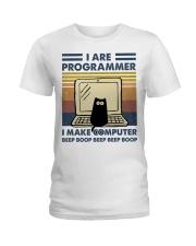 I Make Computer Ladies T-Shirt thumbnail
