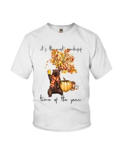 Most Wonderful Time Of Years Youth T-Shirt thumbnail