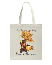 Most Wonderful Time Of Years Tote Bag thumbnail