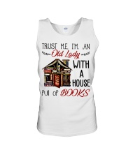 Trust Me I'm An Old Lady Unisex Tank tile
