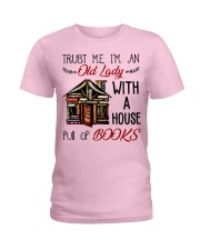 Trust Me I'm An Old Lady Ladies T-Shirt thumbnail