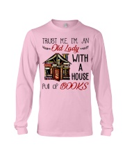 Trust Me I'm An Old Lady Long Sleeve Tee thumbnail