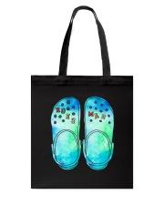 Love Crocs Tote Bag thumbnail