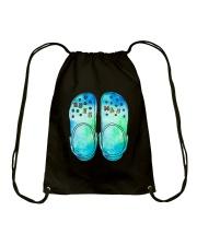 Love Crocs Drawstring Bag thumbnail
