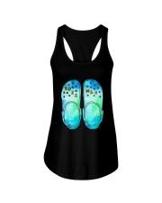 Love Crocs Ladies Flowy Tank thumbnail