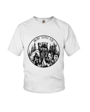 Bear With Me Youth T-Shirt thumbnail
