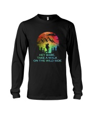 Take A Walk On The Wild Side Long Sleeve Tee thumbnail