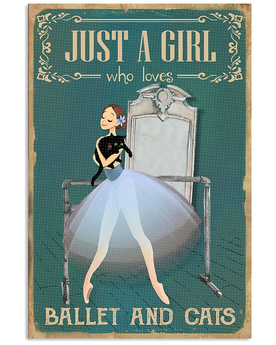 Just A Girl 11x17 Poster