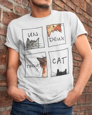 Love Cat Classic T-Shirt apparel-classic-tshirt-lifestyle-26