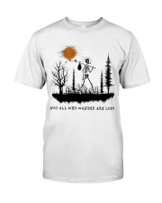 Not All Who Wander Are Lost Premium Fit Mens Tee thumbnail
