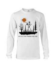 Not All Who Wander Are Lost Long Sleeve Tee thumbnail
