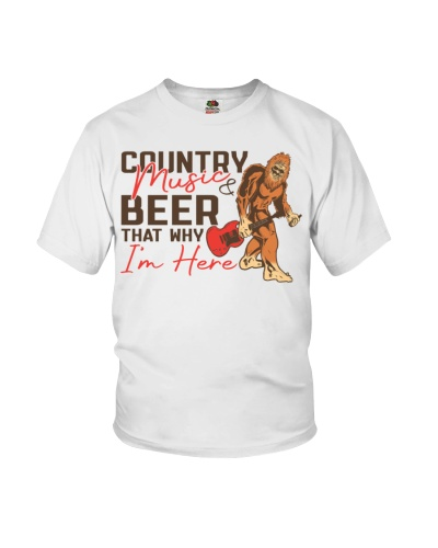 Country Musics Beer