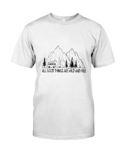 All Good Things Classic T-Shirt thumbnail