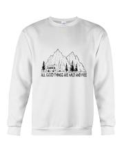 All Good Things Crewneck Sweatshirt thumbnail