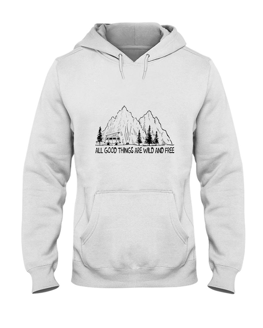 All Good Things Hooded Sweatshirt