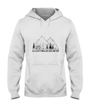 All Good Things Hooded Sweatshirt front