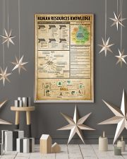 Human Resources Knowledge 11x17 Poster lifestyle-holiday-poster-1