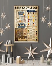 Beer Knowledge 11x17 Poster lifestyle-holiday-poster-1