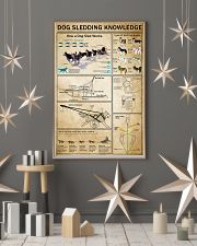 Dog Sledding Knowledge 11x17 Poster lifestyle-holiday-poster-1