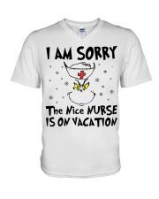 To My Bestie V-Neck T-Shirt thumbnail