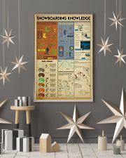 Snowboarding Knowledge 11x17 Poster lifestyle-holiday-poster-1