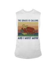 The Grass Is Calling Sleeveless Tee thumbnail