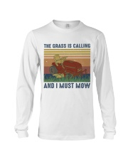 The Grass Is Calling Long Sleeve Tee thumbnail