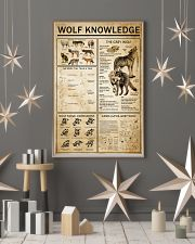 Wolf Knowledge 11x17 Poster lifestyle-holiday-poster-1