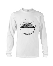 The Mountains Are Calling Long Sleeve Tee tile