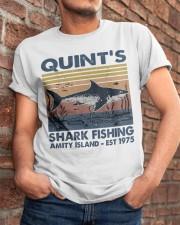 Shark Fishing Classic T-Shirt apparel-classic-tshirt-lifestyle-26