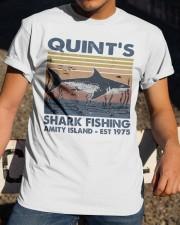 Shark Fishing Classic T-Shirt apparel-classic-tshirt-lifestyle-28