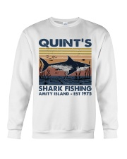 Shark Fishing Crewneck Sweatshirt thumbnail