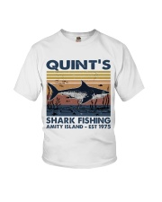 Shark Fishing Youth T-Shirt thumbnail