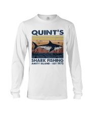 Shark Fishing Long Sleeve Tee thumbnail