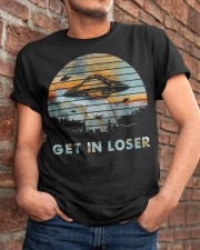 Get In Loser Classic T-Shirt apparel-classic-tshirt-lifestyle-26