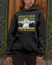 I Can Do Slower Hooded Sweatshirt apparel-hooded-sweatshirt-lifestyle-front-03