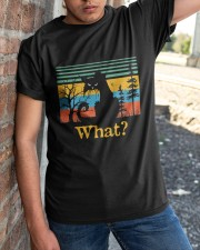 What Cat Classic T-Shirt apparel-classic-tshirt-lifestyle-27