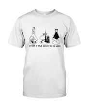 Get Out Of Town Classic T-Shirt thumbnail