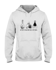 Get Out Of Town Hooded Sweatshirt front