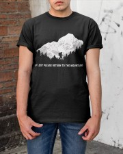 To The Mountains Classic T-Shirt apparel-classic-tshirt-lifestyle-31