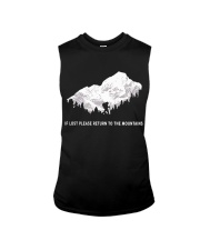 To The Mountains Sleeveless Tee thumbnail