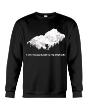 To The Mountains Crewneck Sweatshirt thumbnail